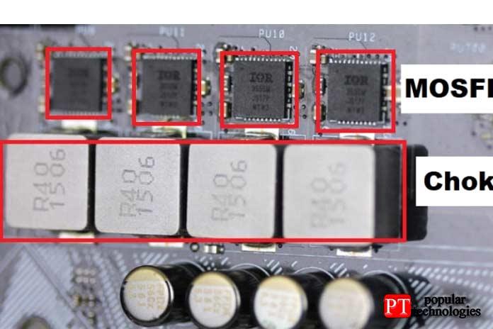 VRM (модуль регулятора напряжения)