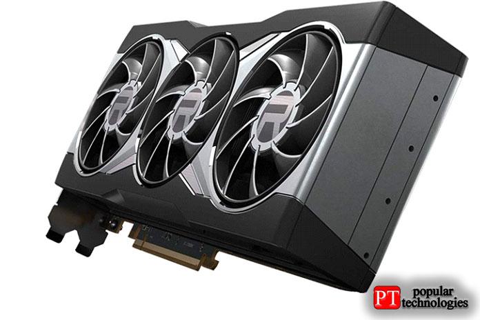 Видеокарта Gigabyte Radeon RX6900XT 16ГБ GDDR6