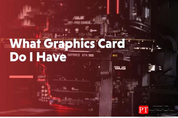 какая видеокарта стоит на компьютере