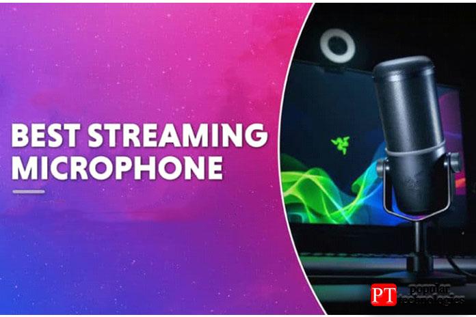 лучших микрофонов для стрима и игр на YouTube