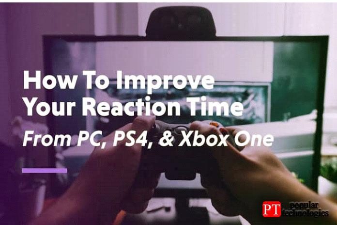 улучшить скорость игровой реакции