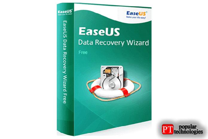 EaseUS нетолько восстанавливает файлы