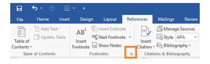 Есть несколько способов настроить внешний вид сносок в документе