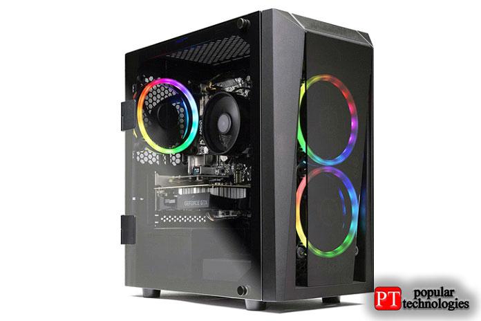 Игровой ПКSkyTech BlazeII (3600)