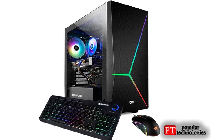 Игровой компьютер iBUYPOWER Настольный компьютер 1000iV2