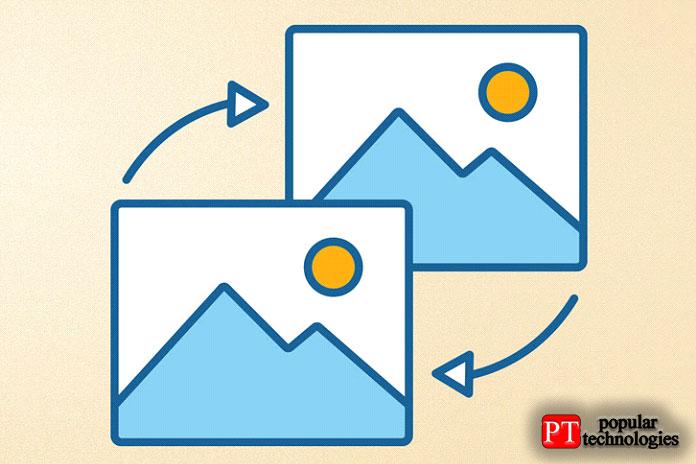 Как конвертировать PNG на JPG