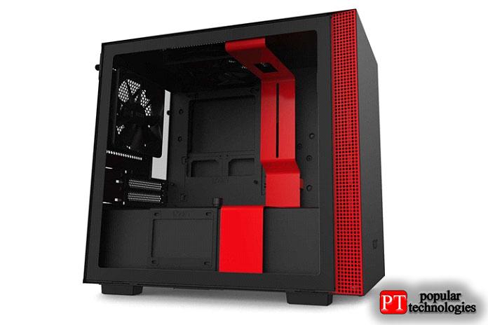 NZXT H210— Mini-ITX