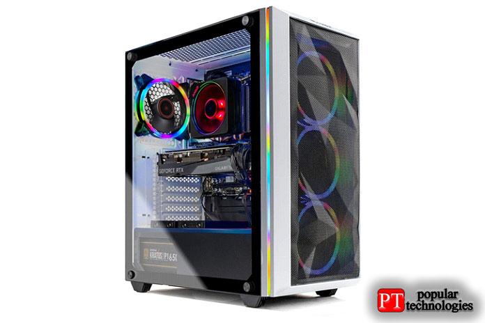 Настольный компьютер Skytech Chronos GamingPC (RTX 3070)