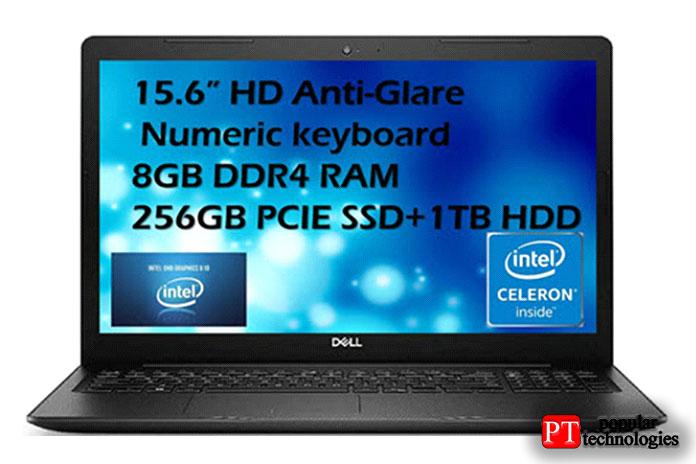 Ноутбук Dell Inspiron 15 (3583-7202)