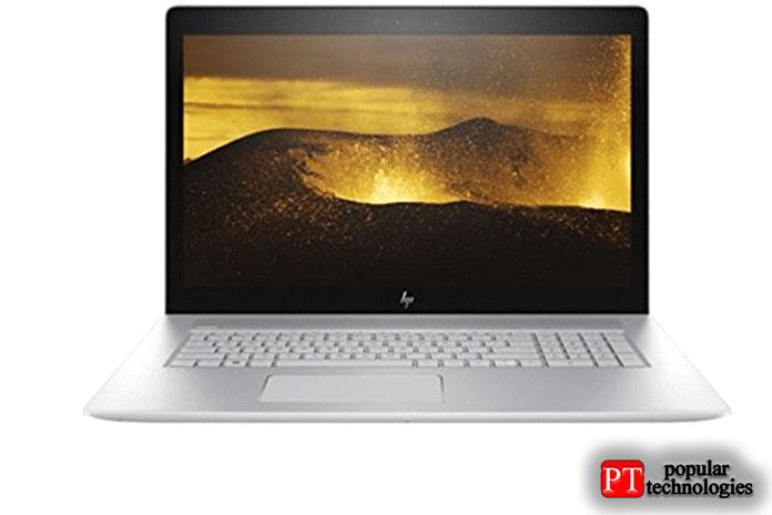 Ноутбук HP Envy 17t