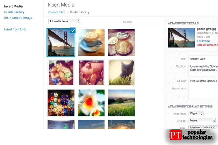 Оптимизируйте свои изображения