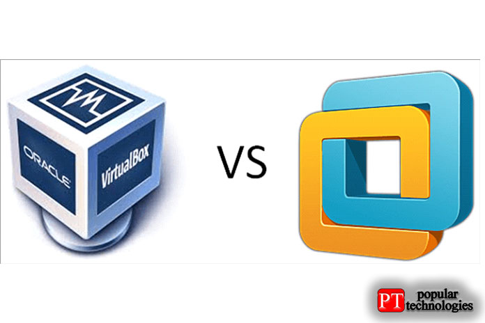 Платформы виртуализации Virtual Box иVMware помогают оценивать