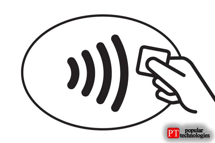 Платите с помощью смартфона
