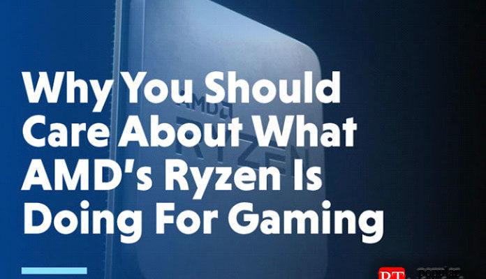 Почему вам следует задуматься о том, что AMD Ryzen делает для игр