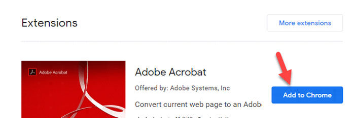 Посетите Интернет-магазин Chrome в своем браузере Chrome