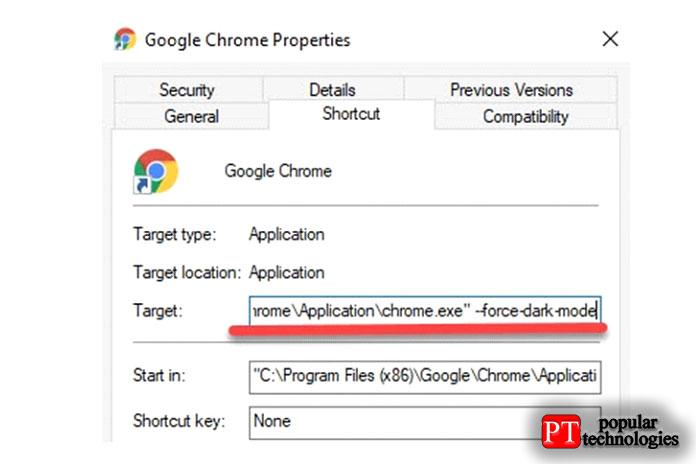 После изменения вам может потребоваться полностью закрыть браузер