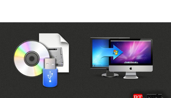 Преобразование VirtualBox VDI в формат диска Parallels в macOS