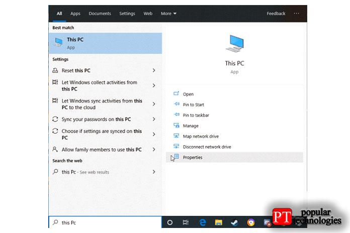 Просто перейдите кпоиску Windows вправом нижнем левом углу экрана ивведите