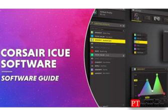 Руководство по настойке программного обеспечения Corsair iCue