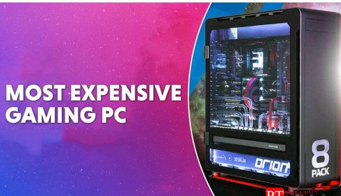 Самый дорогой игровой компьютер в мире
