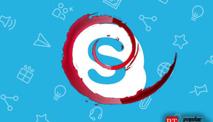 Skype на Debian