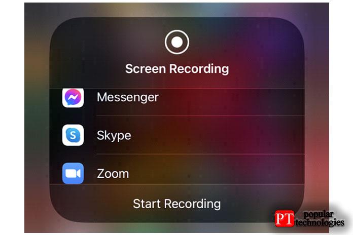 Транслируйте свой экран