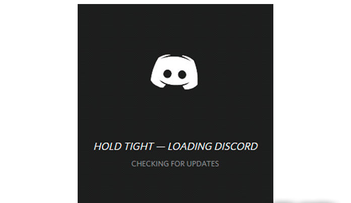 Убедитесь, что Discord обновлен