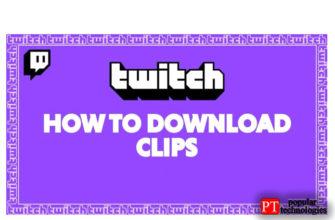 скачать клипы Twitch