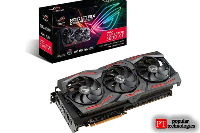 ASUS ROG Strix Radeon RX5600XT