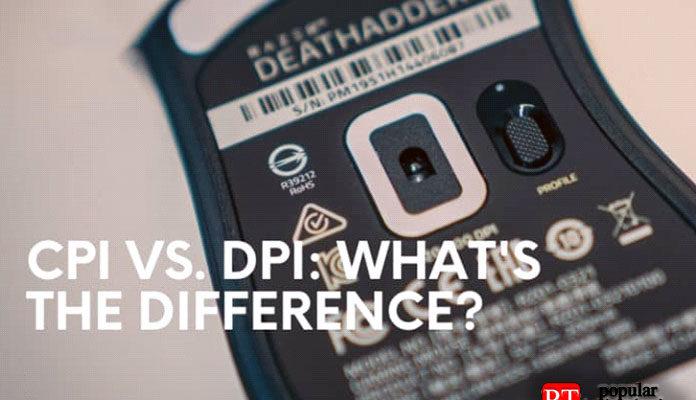 CPI и DPI