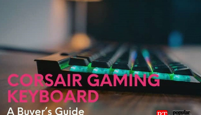 Игровая клавиатура Corsair