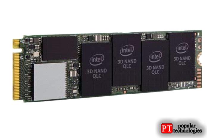 Intel 660p NVME M.2 1ТБ