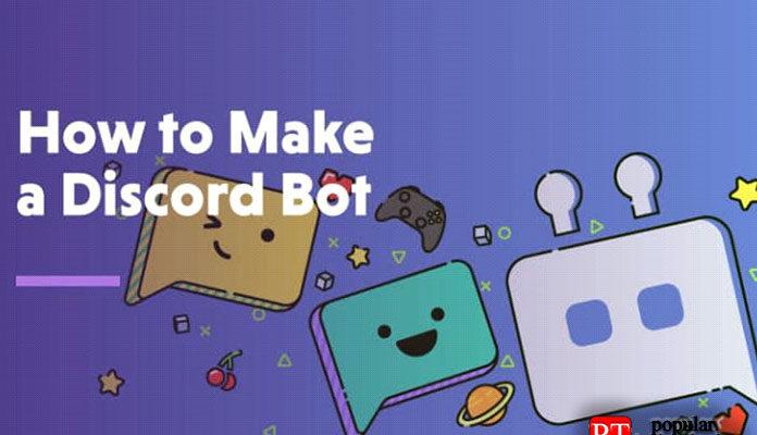 Как сделать бота в Discord