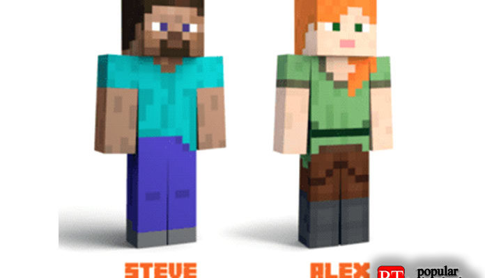 Как сменить скины в Майнкрафт (Minecraft)