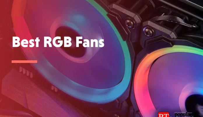 Лучшие вентиляторы на корпус с RGB в 2021 году