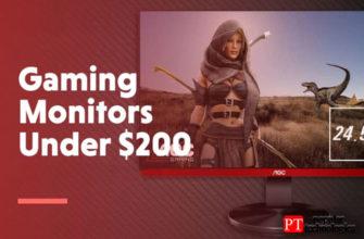 Лучший игровой монитор до 20000 рублей