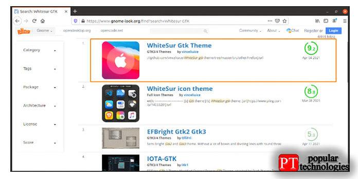 Найдите здесь темы для macOS, ивыполучите ихмного