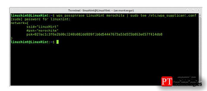 После редактирования wpa_supplicant.conf выможете подключиться, выполнив следующую команду