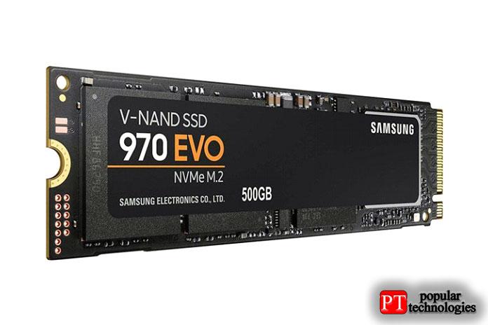 Samsung 970EVO Plus 500ГБ
