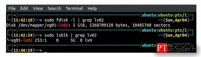 Теперь эту файловую систему можно смонтировать влюбом каталоге ииспользовать для хранения иизвлечения данных