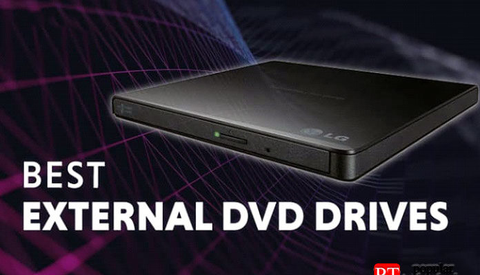 Топ-5 лучших внешних DVD-приводов в 2021 году