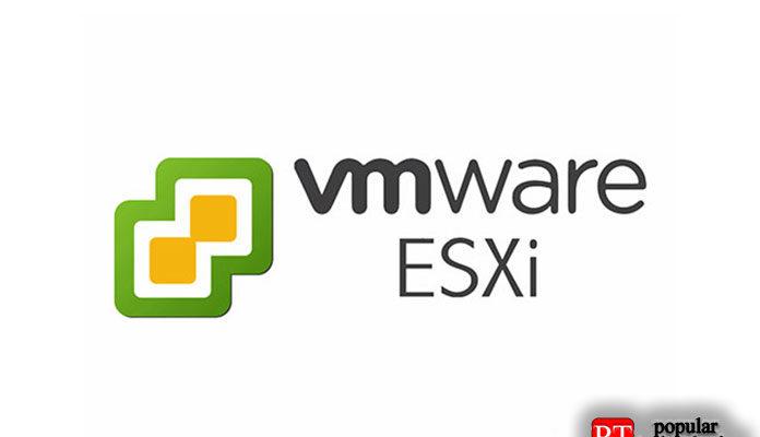 Установка Windows 10 на VMware ESXi 7