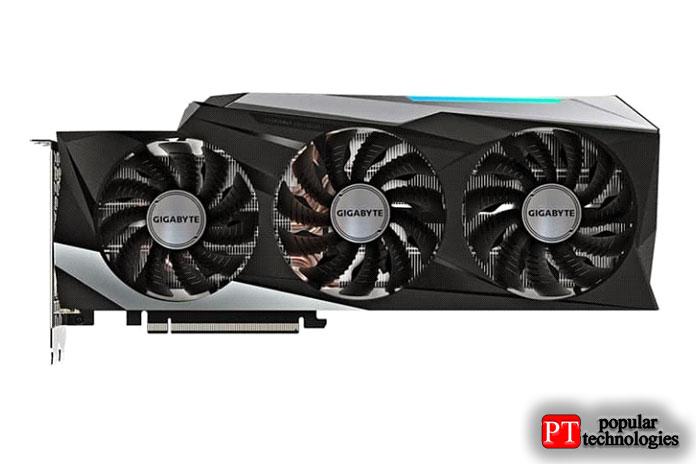 Видеокарта Gigabyte GeForce RTX 3090GAMING OC24G