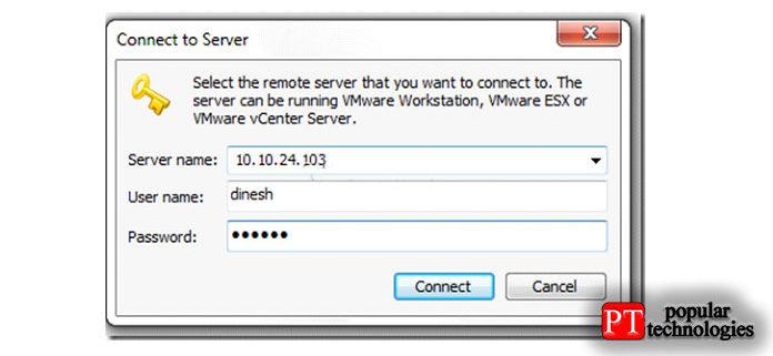 Введите IP-адрес или имя хоста (если его можно разрешить)