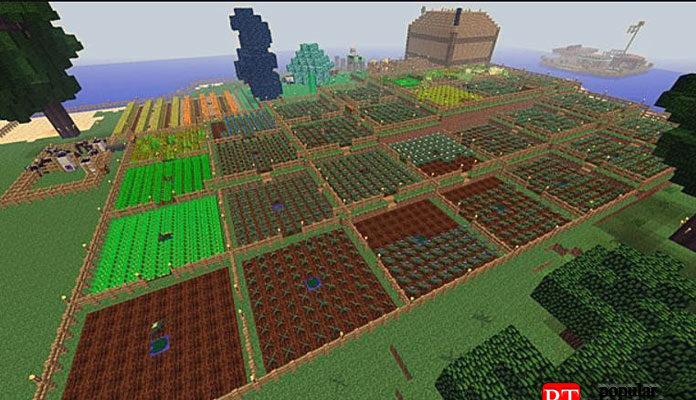 семена Minecraft