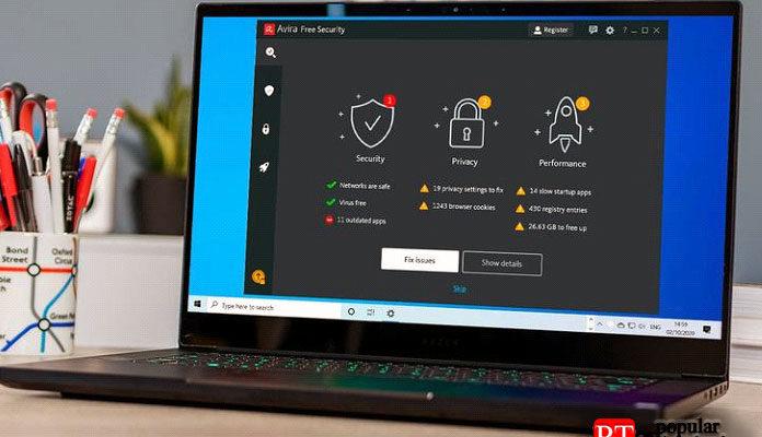 Avira Free Security обзор