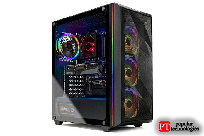 Игровой компьютер Skytech Chronos (3080)
