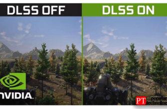 Игры с поддержкой DLSS