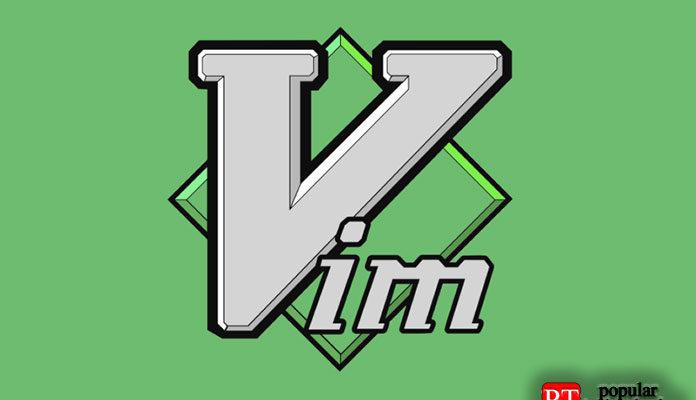 Как искать текст в VIM