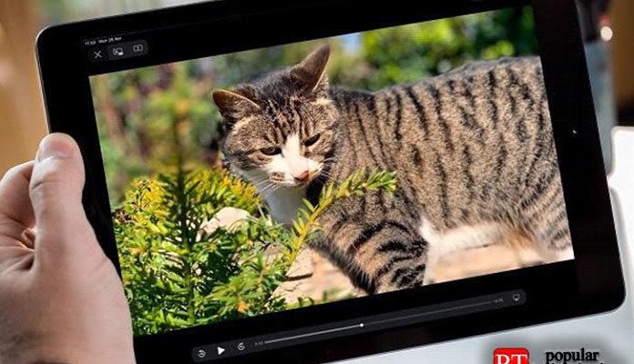 Как перенести видео на iPad